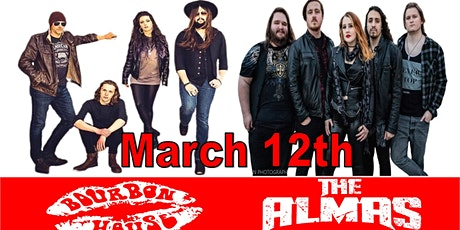 Bourbon House with The Almas in the Gospel Lounge tickets