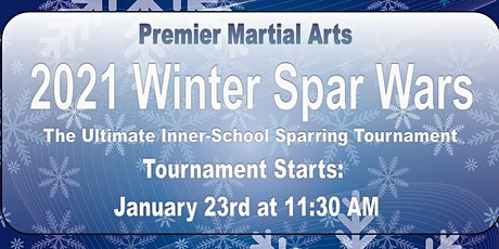 2021 PMA Winter Spar Wars tickets