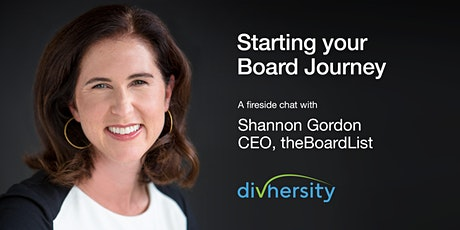 Starting your Board Journey tickets