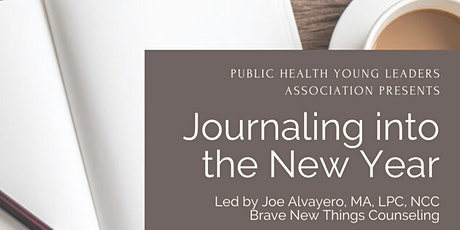Healthy Hour: Journaling into the New Year tickets