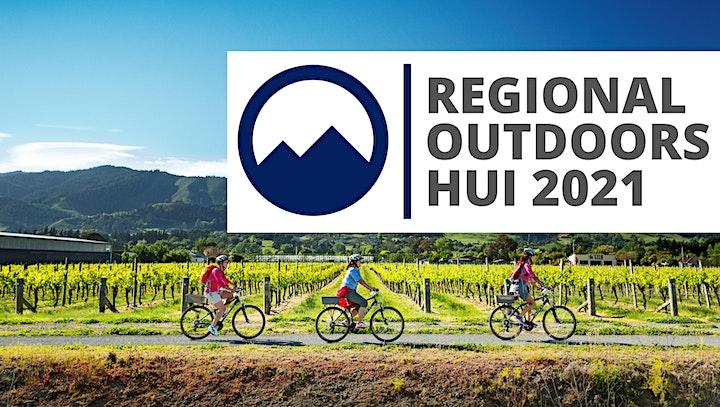 Marlborough Regional Outdoors Hui image