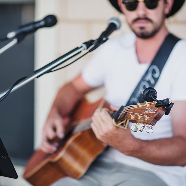 Summer of Sunsets #2 | LIVE Music at Atze's Corner in the Barossa. image