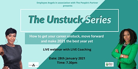 The Unstuck Webinar Series tickets
