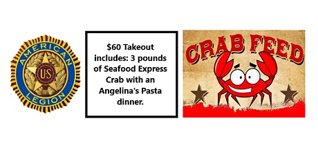 KRP16 Takeout Crab Feed tickets