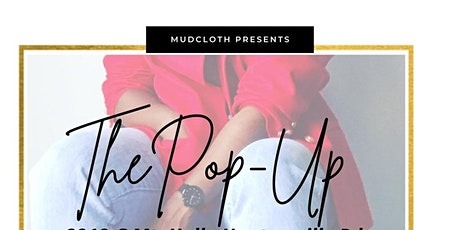 The Pop-Up Shop- tickets