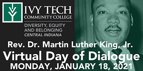 Rev. Dr. Martin Luther King, Jr.  Virtual Day of Dialogue tickets
