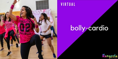 Virtual BollyCardio with Monika! tickets
