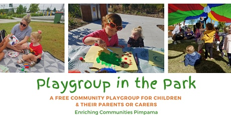 Playgroup in the Park tickets