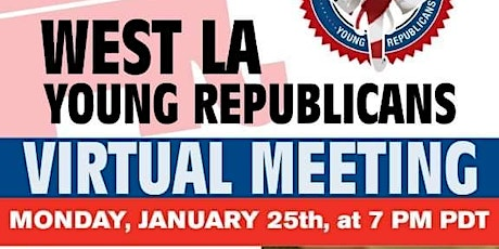 WLAYR January Meeting with Mike Netter (Recall Newsom) tickets
