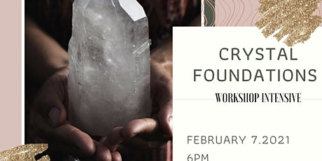 Crystal Foundations Intensive tickets