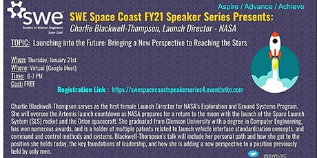 Launching into the Future: Bringing a New Perspective to Reaching the Stars tickets