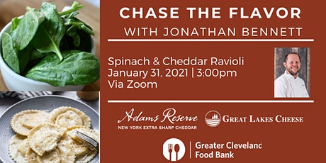 Chase the Flavor with Chef Jonathan Bennett tickets