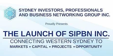 Connecting Western Sydney to Markets, Capital, Projects and Opportunity tickets