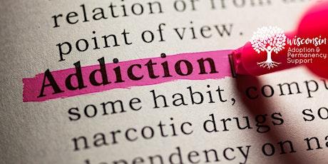 LIVE WEBINAR: On Adoption and Addiction tickets