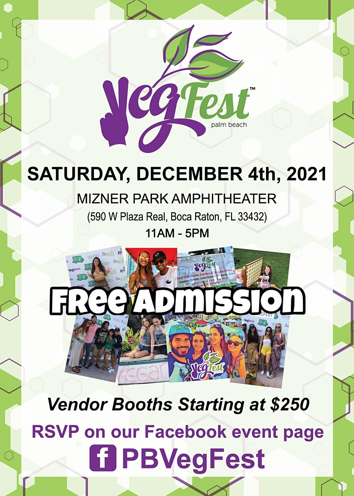 Palm Beach VegFest image