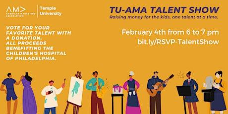 TU-AMA Talent Show tickets