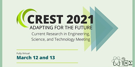CREST 2021 Adapting for the Future tickets