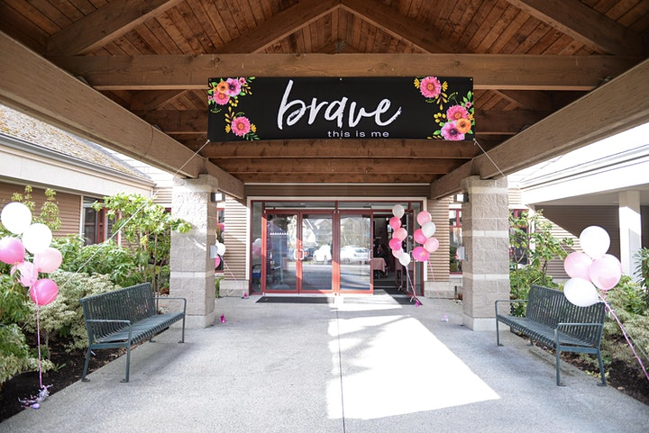 BRAVE For TEEN GIRLS•EMPOWERMENT-CONTACTLESS DRIVE THRU PICKUP-Feb 25 or 26 image