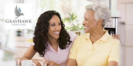 GrayHawk Home Care Caregiver Virtual Job Fair tickets