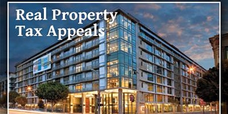 Should commercial property owners appeal their property taxes in 2021? tickets