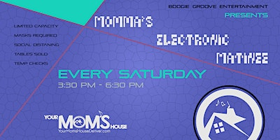 Momma's Electronic  Matinee 1/30