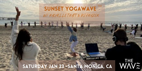 Sunset Beach YogaWave -POSTPONED for Sat Jan. 30 tickets
