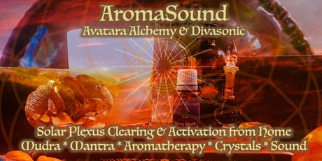 AromaSound - A MultiSensory Meditation from Home tickets