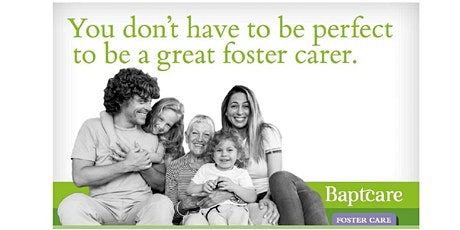 Foster Care Information Session  - GeCo-Geeveston Community Centre Tasmania tickets
