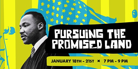 Pursuing the Promised Land tickets
