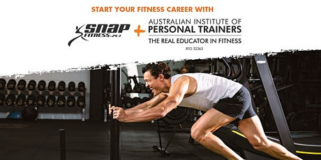 Snap Fitness Perth CBD Career Event tickets