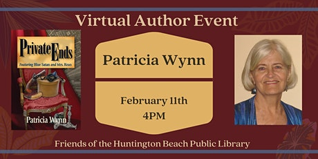 Virtual Author Event with Patricia Wynn tickets