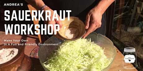 Andrea's Sauerkraut workshop tickets