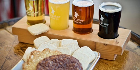 Cookies & Beer at Callister Brewing with Half-Baked Cookie Co. tickets