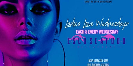 Ladies Love Wednesdays tickets