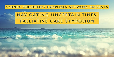 Navigating uncertain times: Palliative Care symposium tickets