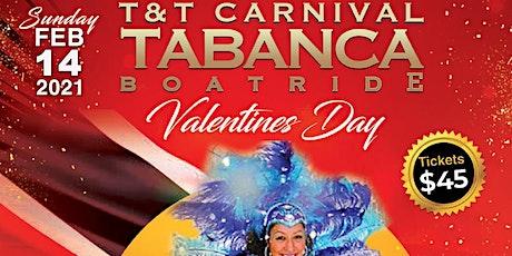 T&T CARNIVAL TABANCA BOATRIDE tickets