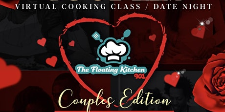 THE FLOATING KITCHEN 901 - COUPLES EDITION tickets