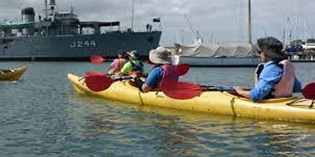 Kayaking Adventure and Lunch on the 6th of Feb, 2021 tickets