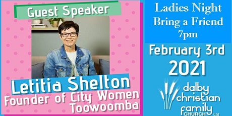 Ladies Night with Leticia Shelton tickets