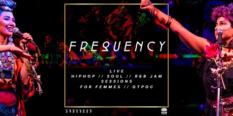 Frequency Jam at Civic Underground Wednesday 27 January 9pm tickets