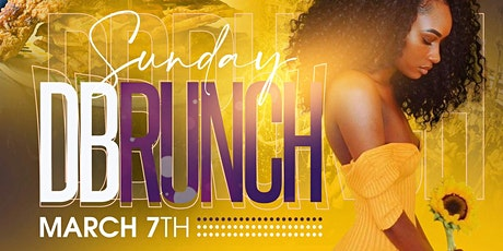 DB BRUNCH tickets