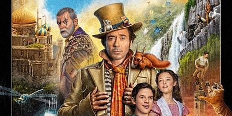 Movie in the Space - Dolittle (2020) tickets