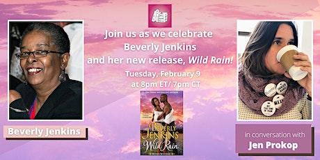 Wild Rain Release Celebration with Beverly Jenkins tickets