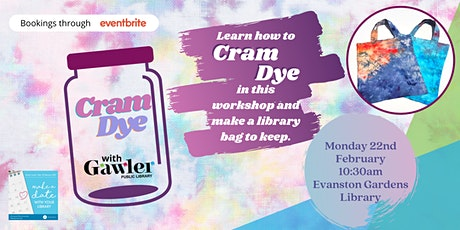 Cram Dye Workshop tickets