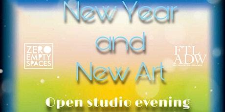 Zero Empty Spaces *Galt Ocean* Open Studios During #FTLADW21 tickets