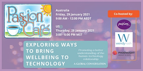 Exploring Ways to Bring Wellbeing to Technology tickets
