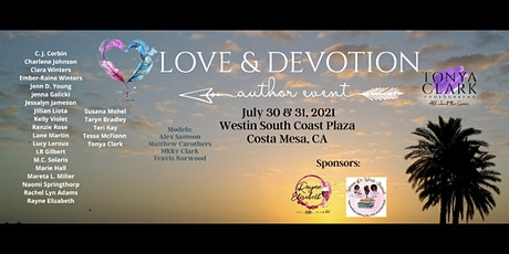 Love & Devotion Author Event  OC 2021- An All Romance Book Event! tickets