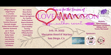 Love & Devotion: Season of Love Author Event - An All Romance Book Event! tickets