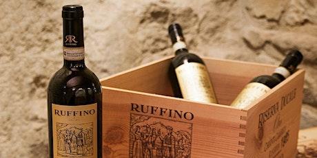 Rizzuto's Wine Dinner Ft. Ruffino Wine tickets