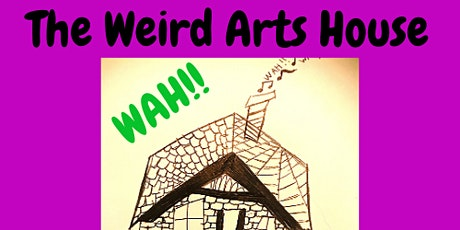 WAH!! Presents - Visual Arts with Live Music tickets